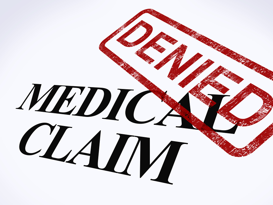 Dealing With Denial Of Claim